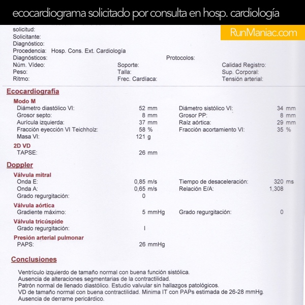 Ecocardiograma doppler