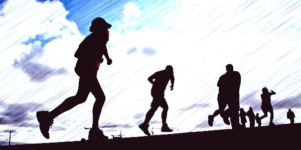 Soportar dolor running