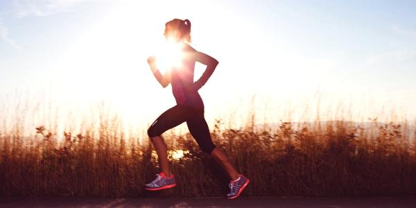 Postura adecuada para correr