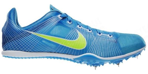 zapatillas de clavos atletismo
