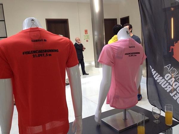 camiseta 21K Valencia
