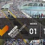 diario de entrenamiento para el maratón de Valencia